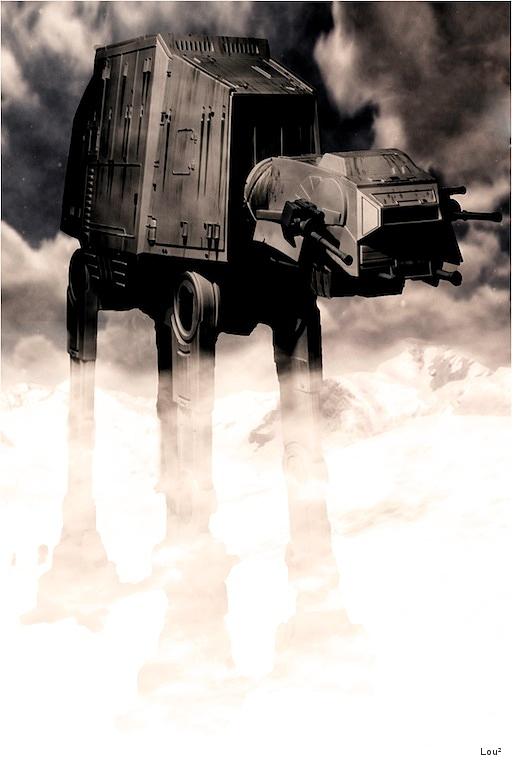 Once upon a time on Hoth...