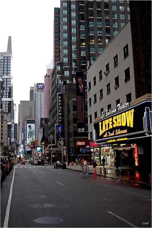 #1016 - Letterman