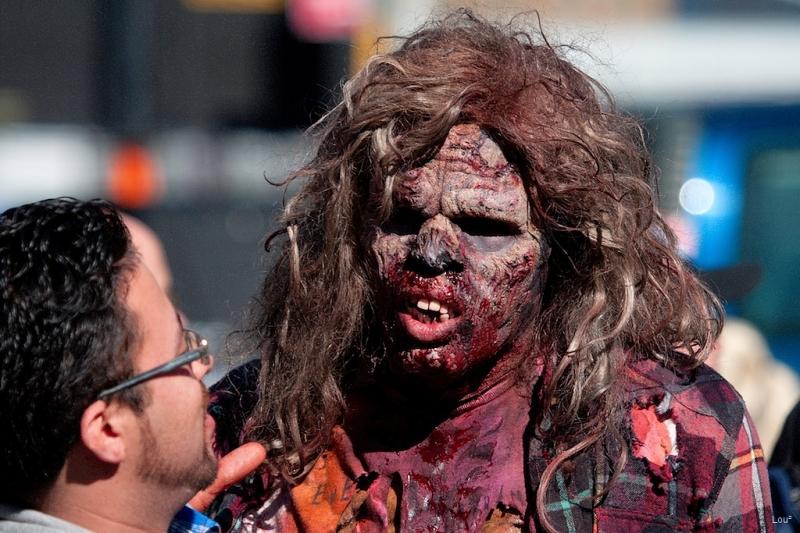 #1034 - Zombie using Google Maps