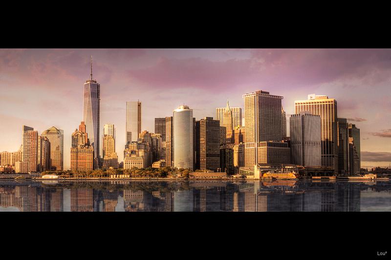 #1070 - Manhattan HDR