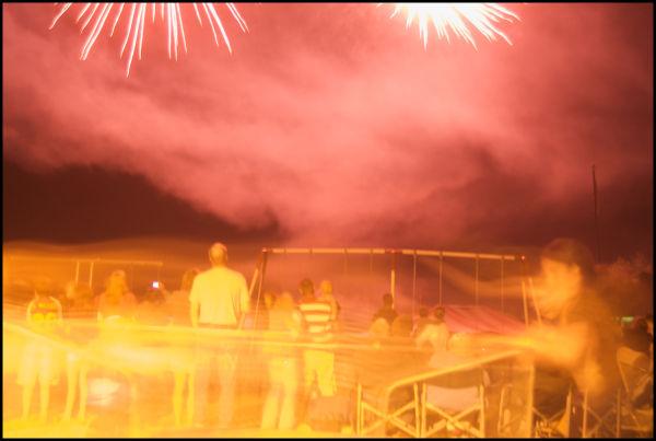fourth of july in Sagola, MI