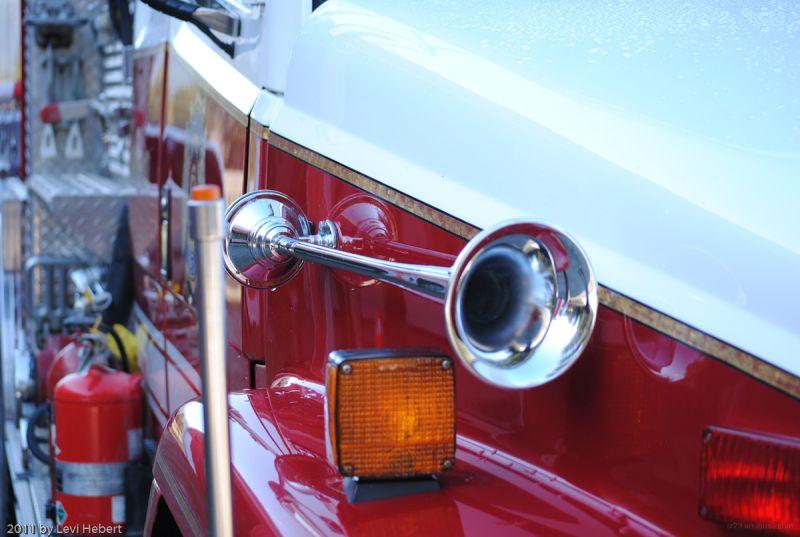 Heron Rural Fire Department Engine 103