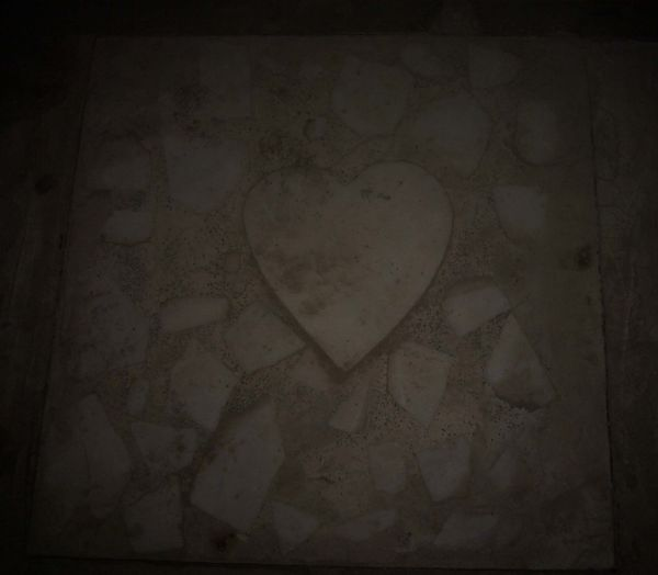 Heart of stone !