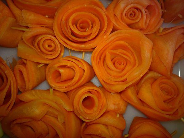 Carrot flowers !