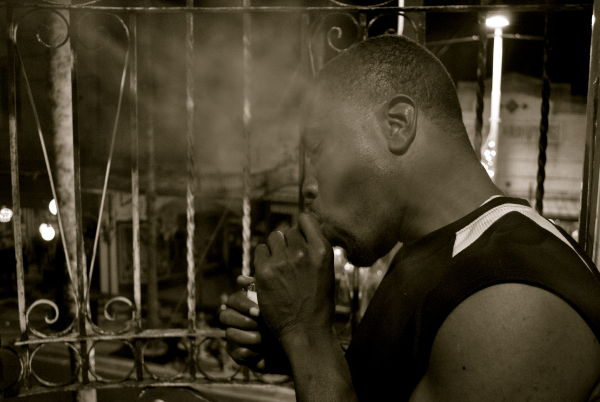 Ybor Smoker