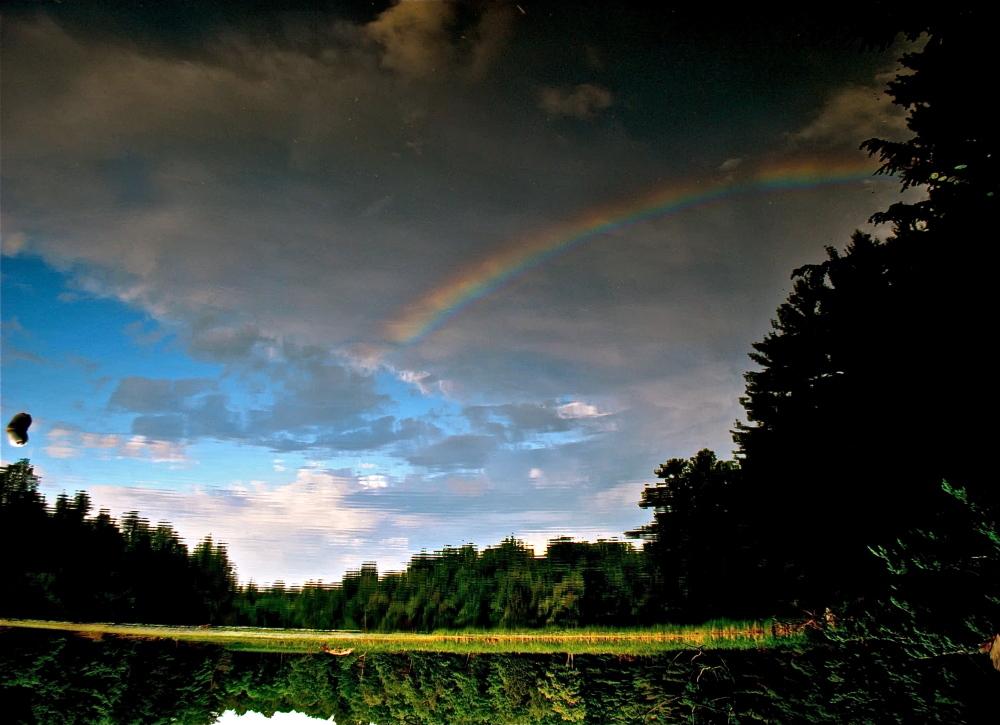 Looking-Glass Rainbow