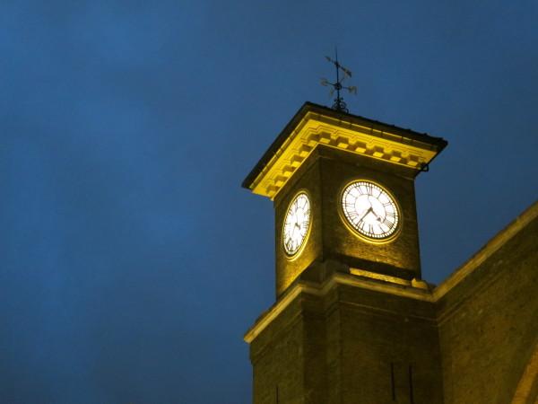 King's Cross in the Dark