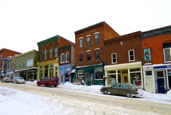 Mill Street, Almonte, ON