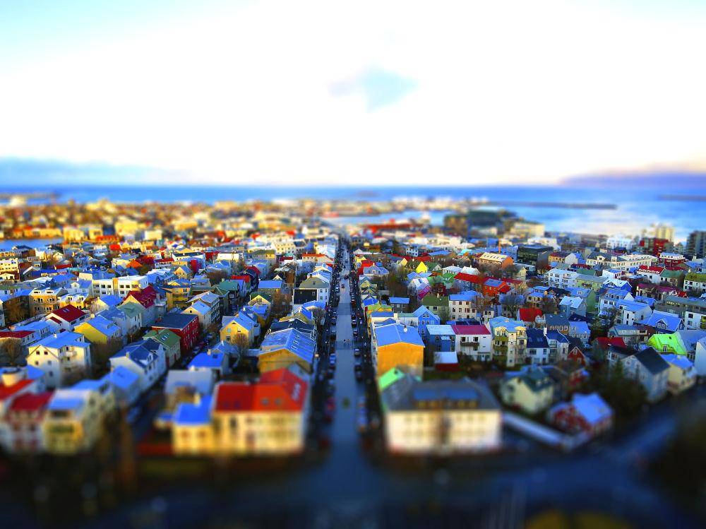 Mini Town: Reykjavik