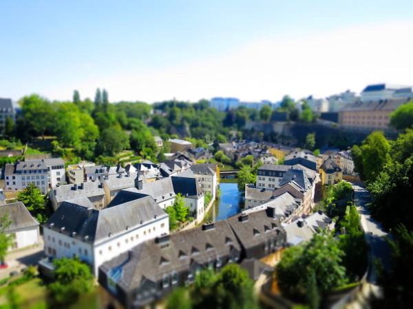 Mini Town: Luxembourg