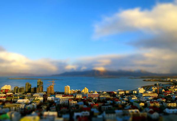 Mini Town: Reykjavik II