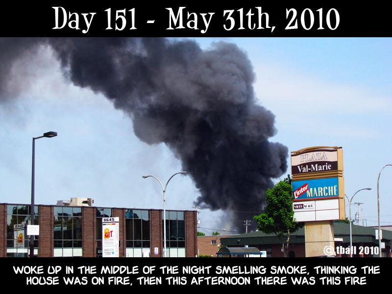 Day 151 - Smoke