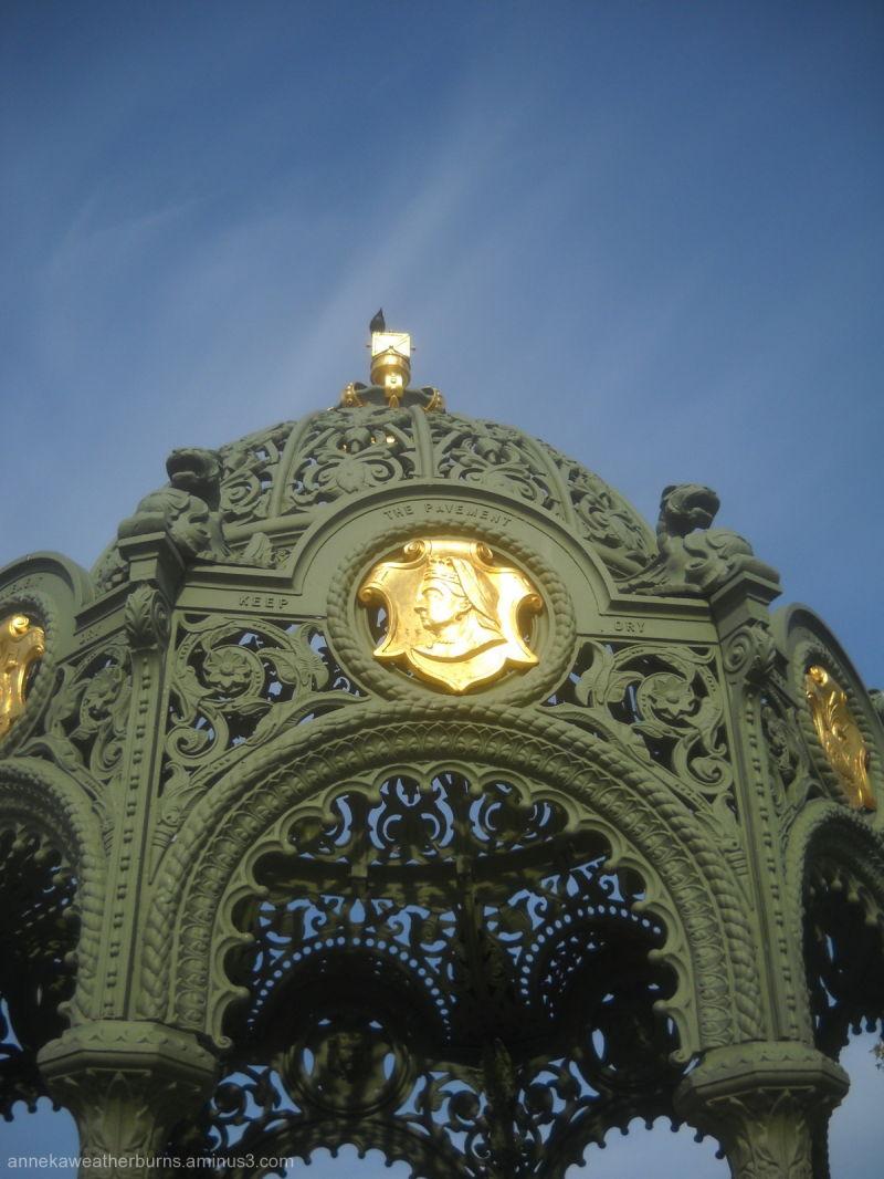 Queen Victoria Fountain