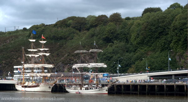 Tall Ships Waterford 2011