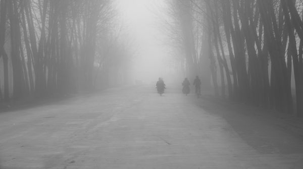 Ghost Road, China
