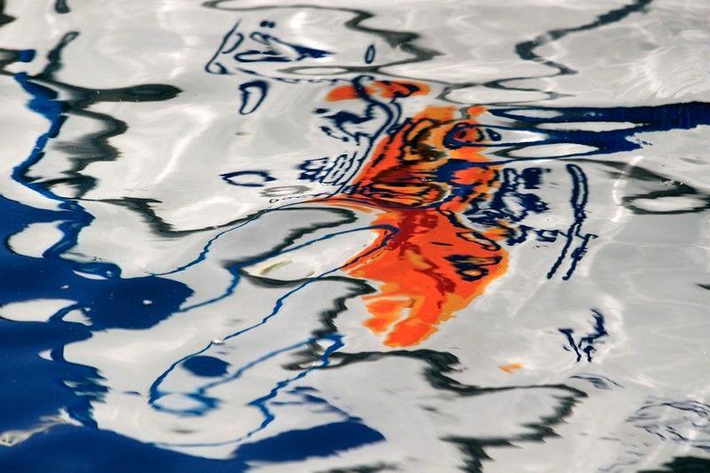 Peintures à l'eau 3 : Oeuf au Plat