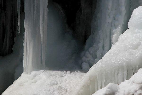 Grotte Glacée