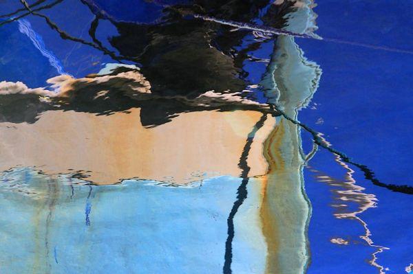 Peinture à l'eau 6 : Figure de Proue...