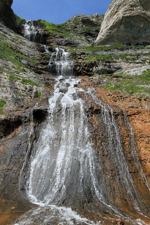 Cascades en Cascade / Waterfalls in Waterfall