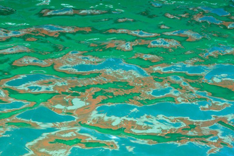 Peinture à L'Eau 11 : Google Earth