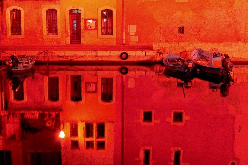 Nocturne Martéguale  / Night In Martigues
