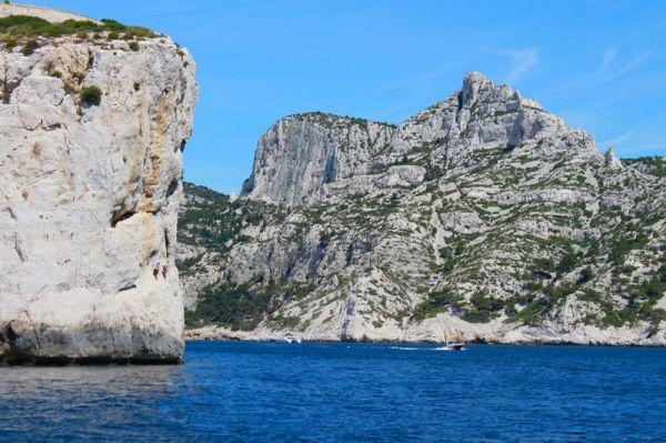 Entrée A Morgiou ( Calanque de Marseille )