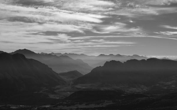 Matin Brumeux. / Foggy Morning
