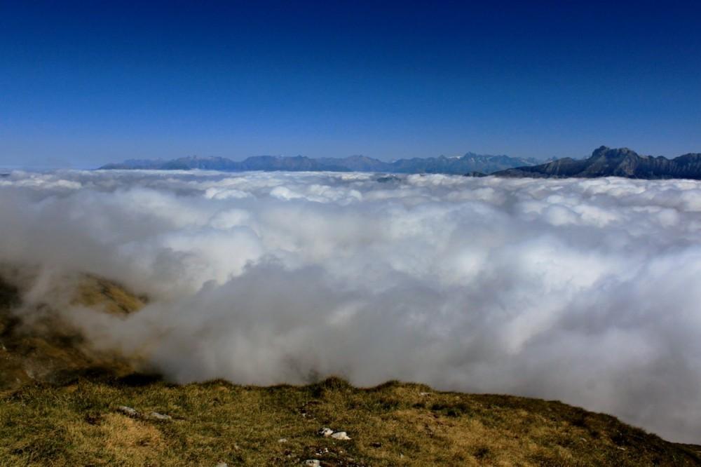 Balade de Samedi : Les pieds dans les nuages