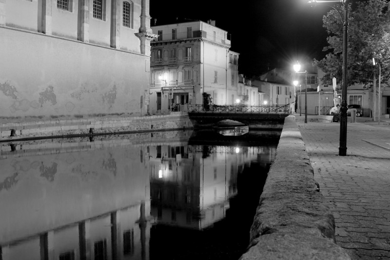 Martigues By Night .