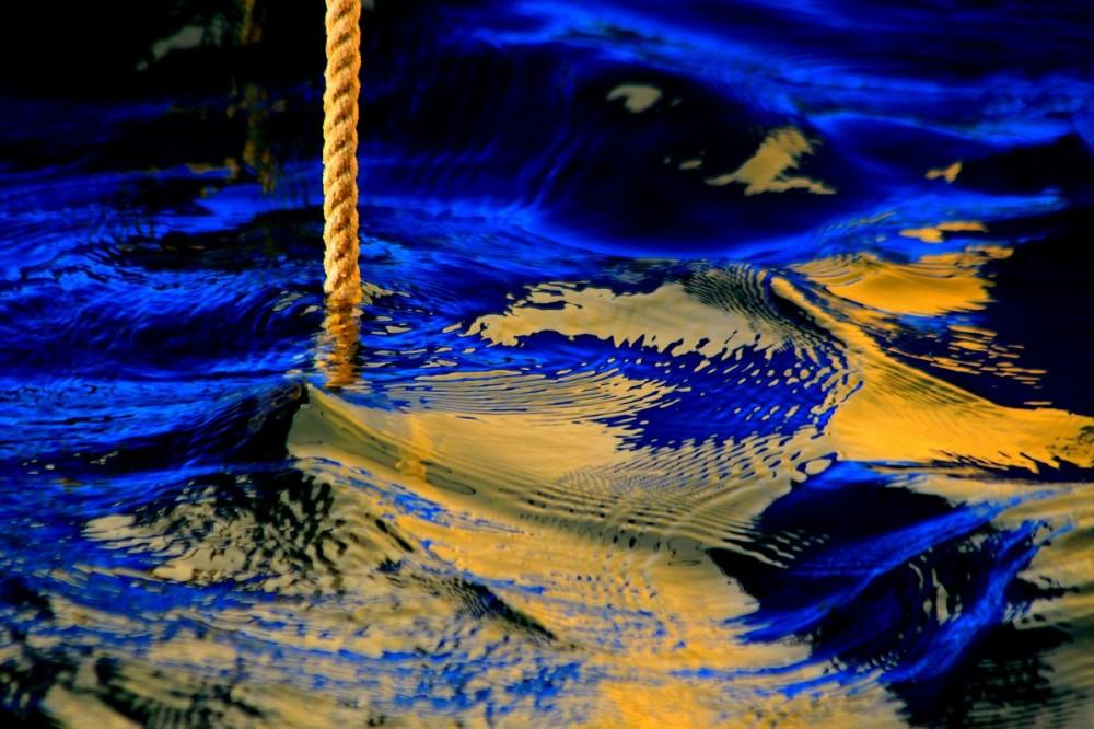 Watercolors 44 : Cadran Solaire / SunDial