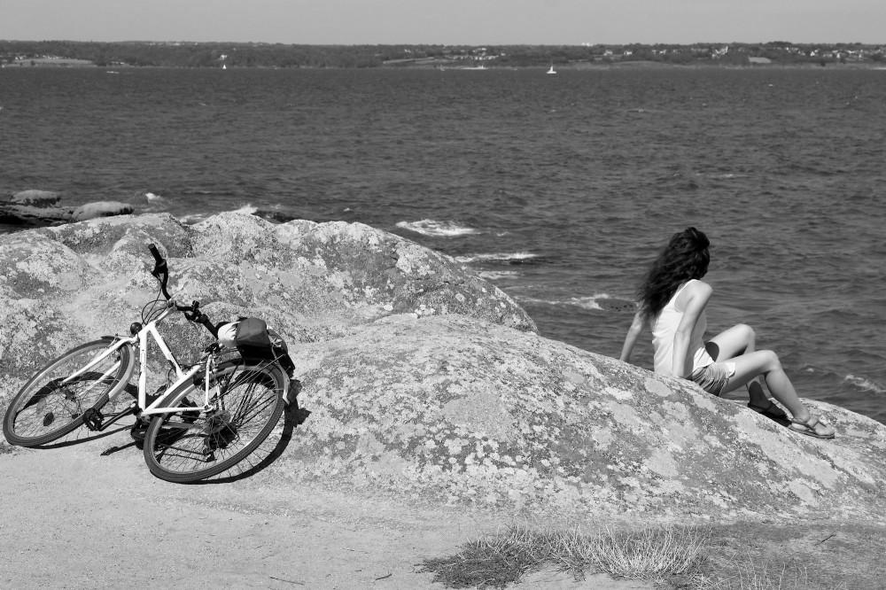 A Bicyclette 3 N/B