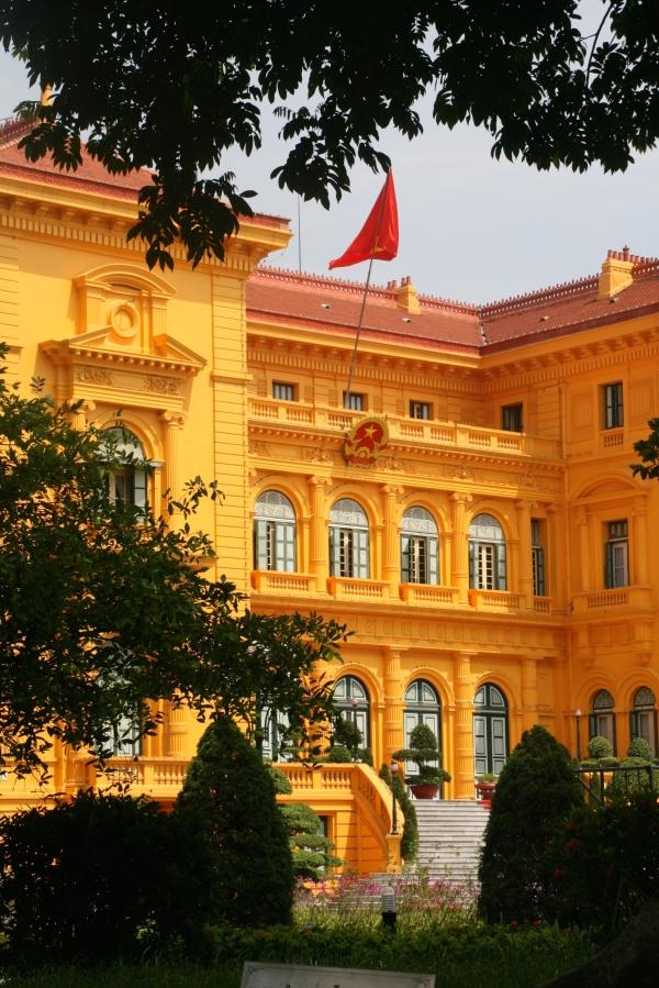 Palais présidentiel Hanoi