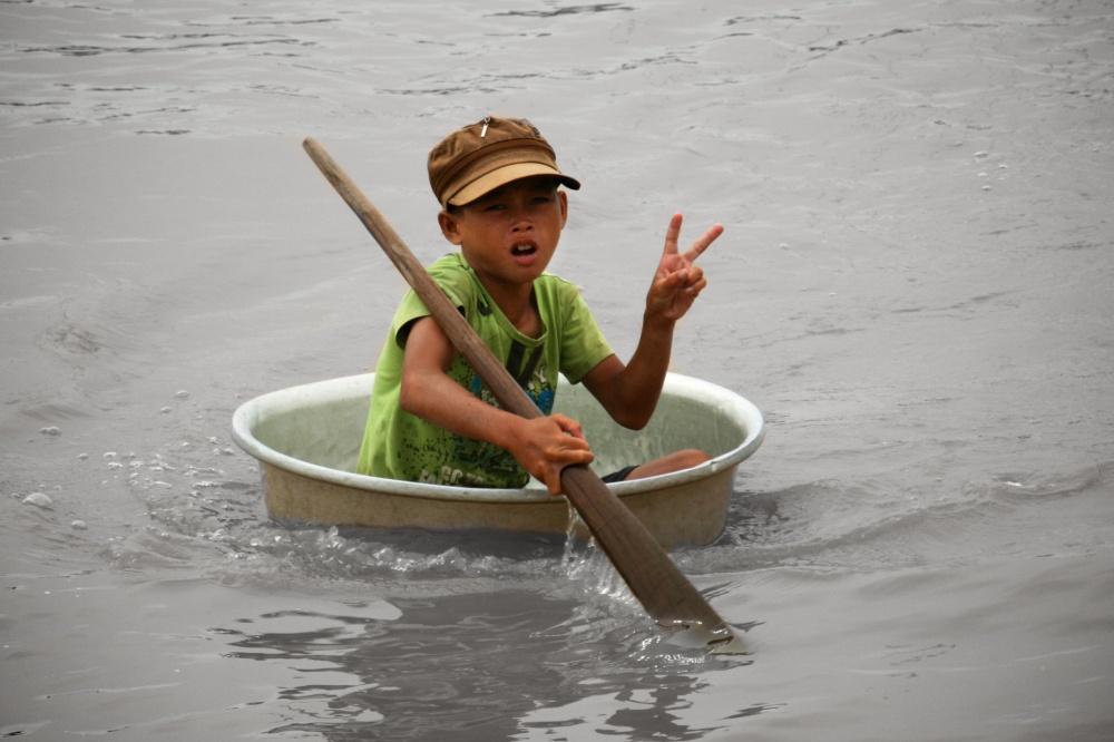 Cambodian kid 3