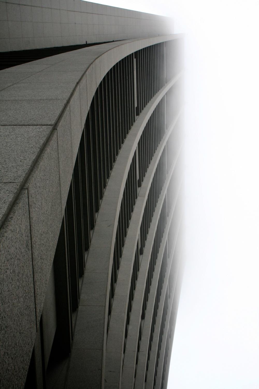 Chicago, inception, tower, sky, fog,