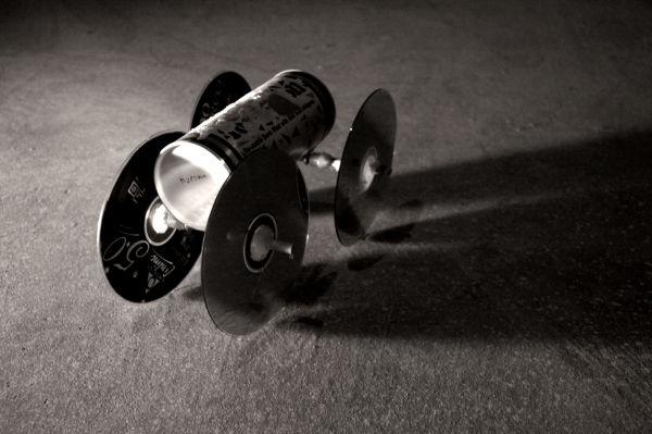 mousetrap car, fifth grade project