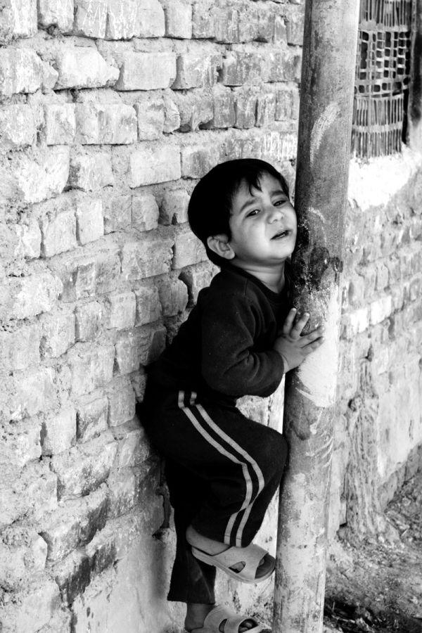 Afghani's child