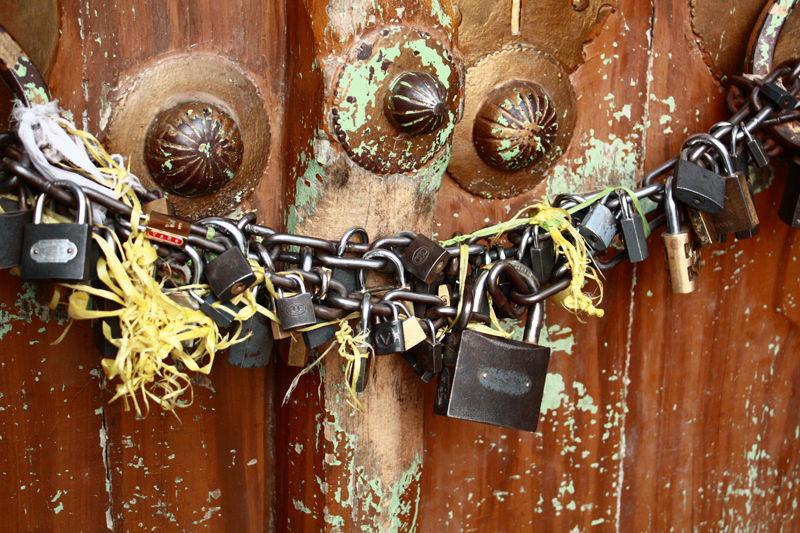 locks!