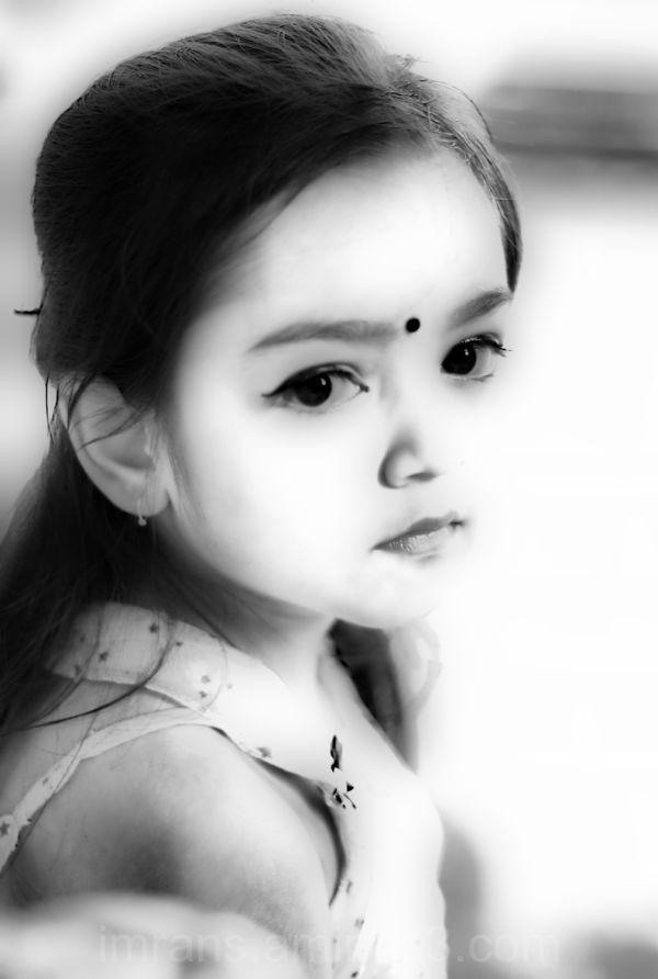 sunlit child