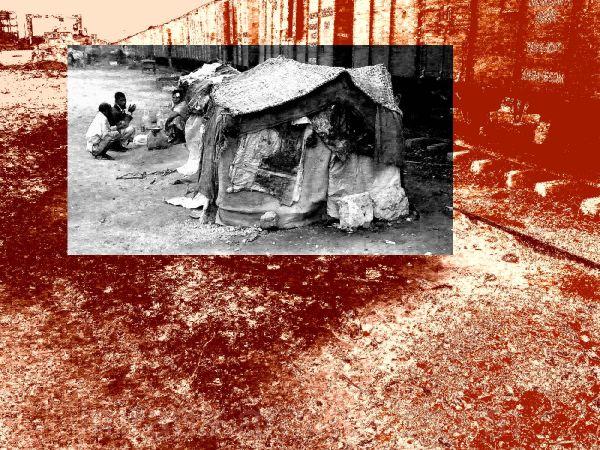 railway slum