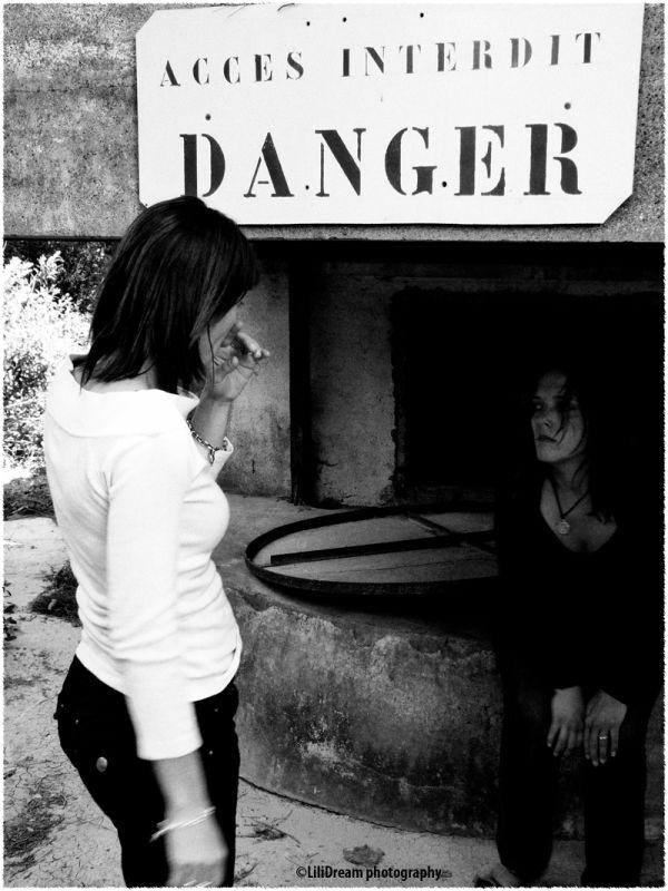Danger...