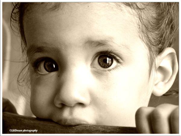 Les yeux de Maelys