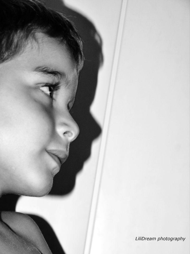 l'enfant et son ombre