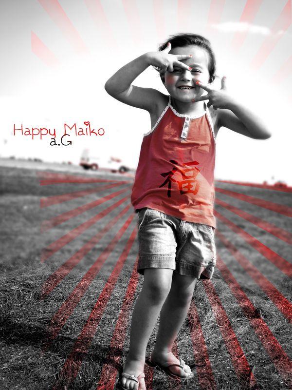Happy Maiko