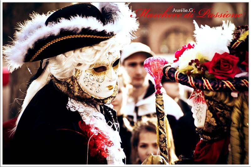 maschere di passione