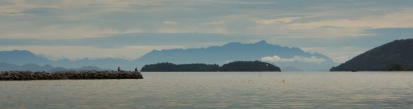 Early morning, Paraty
