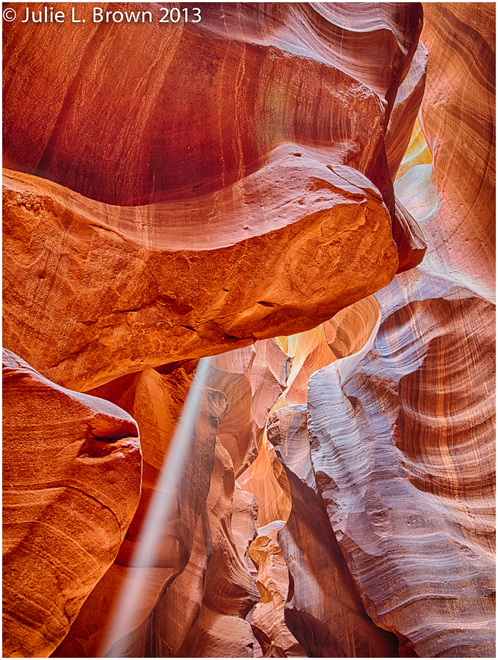 upper antelope canyon page arizona