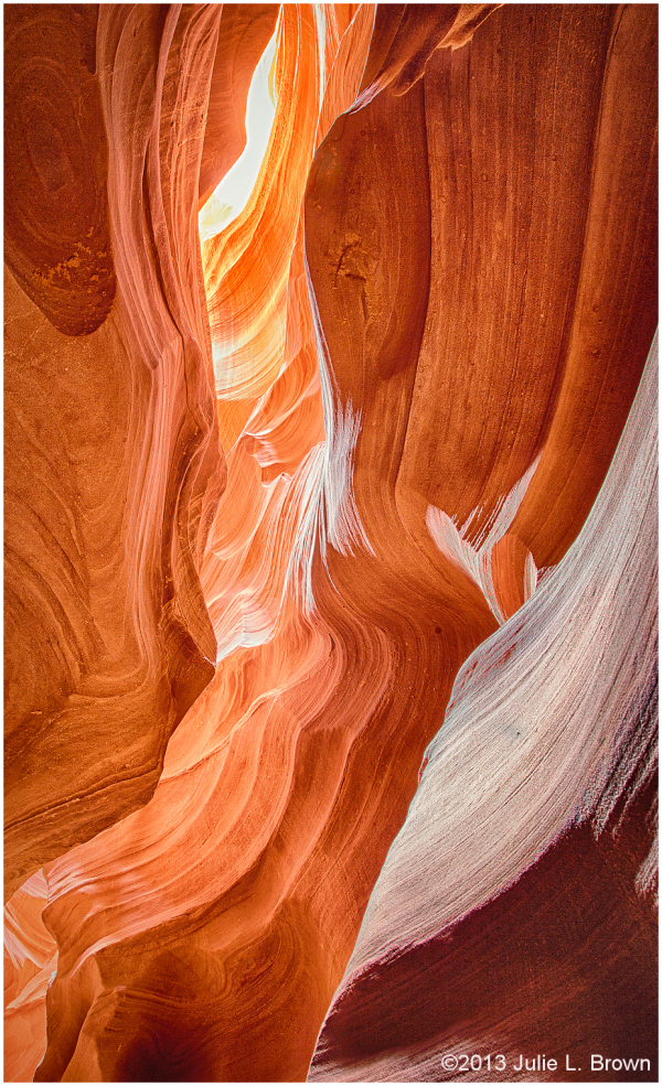 upper antelope canyon page arizona hdr