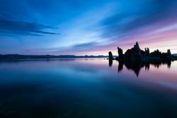 Mono Lake South Tufa at Sunrise