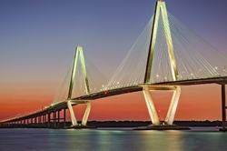 Arthur Ravenel Jr. Bridge, Charleston, SC, USA