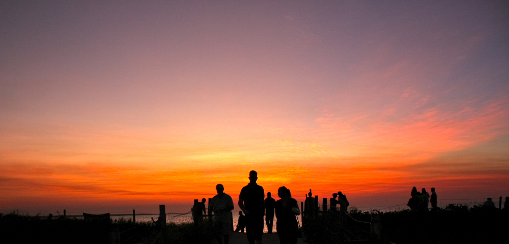 Twilight at Darwin